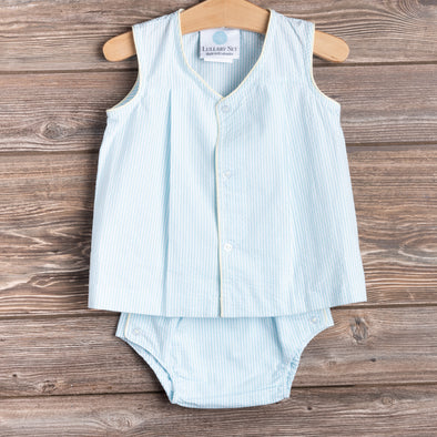 Lullaby Set Sky Diaper Set