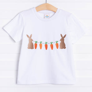 Hoppy Easter Applique Shirt
