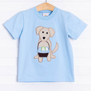 Egg-cited Puppy Shirt