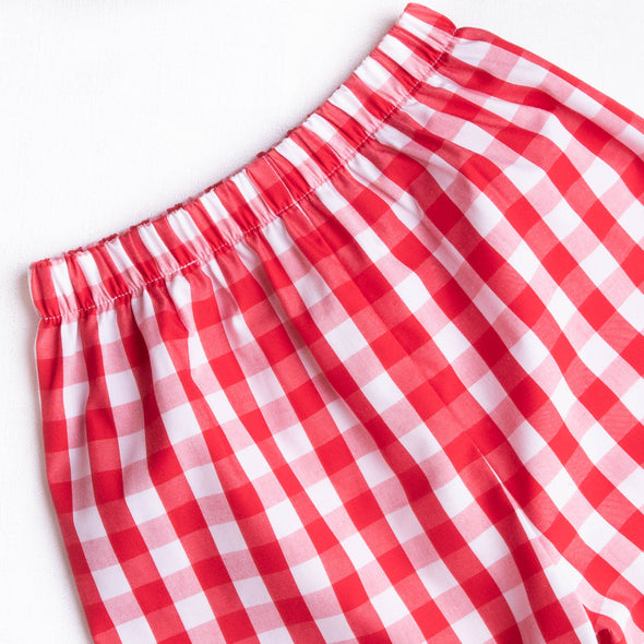 Party in the USA Short Set, Red
