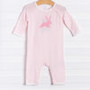 My Little Bunny Coverall, Pink
