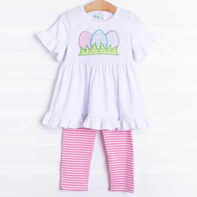 Egg-cellent Easter Pant Set