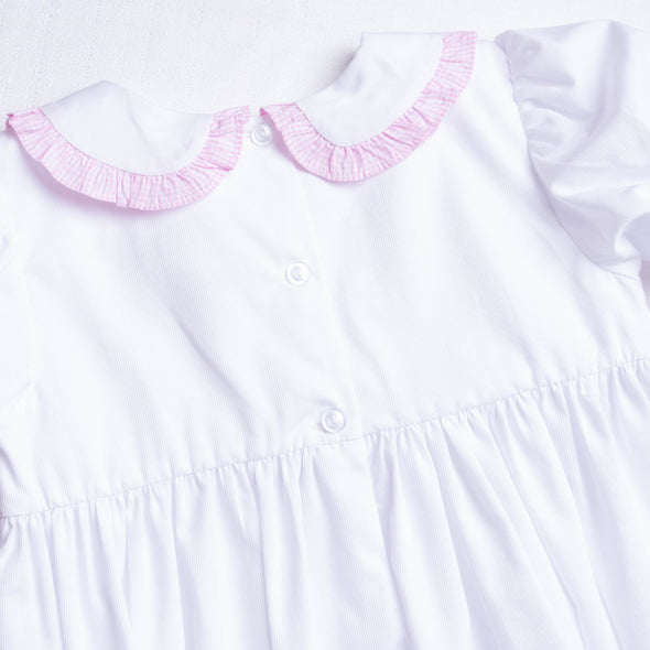 Poppy Cottontail Smocked Dress