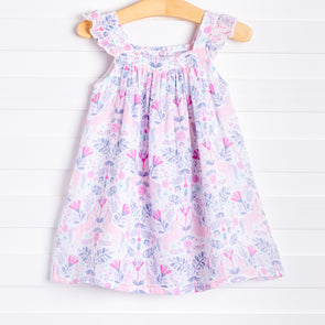 Unicorn Damask Sun Dress