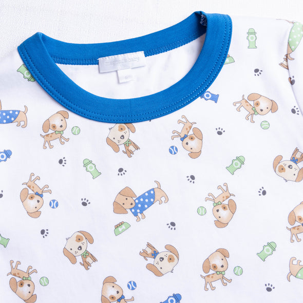 Magnolia Baby Dog Days Short Pajamas