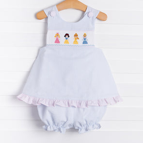 Princess Party Bloomer Set