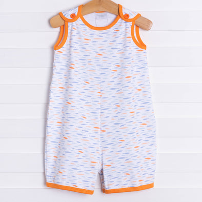Squiggles Tiny Fish Sunsuit