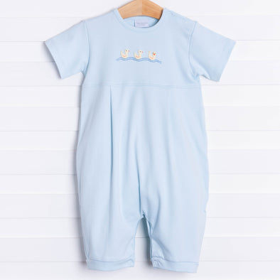 Squiggles Ducks Romper