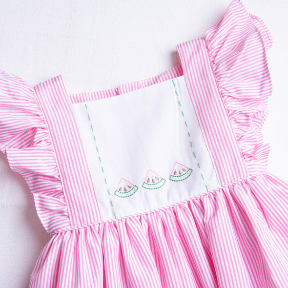 The Proper Peony Wendy Watermelon Dress
