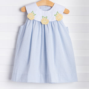 Little English Lemon Dress