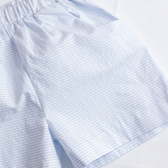 Little English Into the Wind Shorts Set