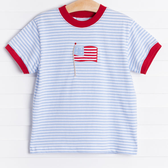 Little English Old Glory Shirt