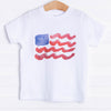 Patriotic Flag Graphic Tee