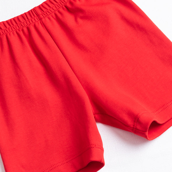 Squiggles Five Alarm Shorts Set
