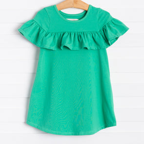 Suzie Dress, Green