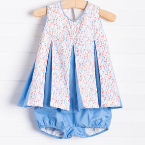 Dondolo Poppy Dress Set
