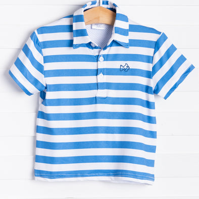 Regatta Stripe Polo Shirt