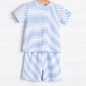 Squiggles Connor Shorts Set
