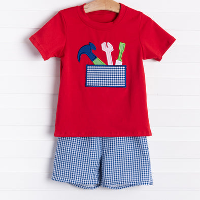 Daddy's Lil Helper Short Set