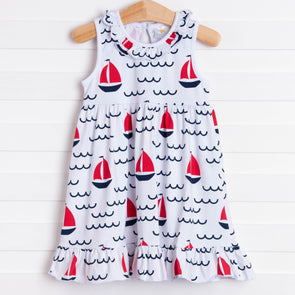 Sailing into Summer Dress