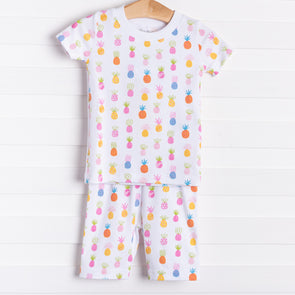 Kissy Kissy Pineapple PJ Set