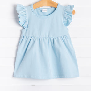 Elsie Top, Light Blue