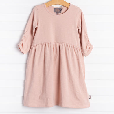 Juliana Dress, Blush