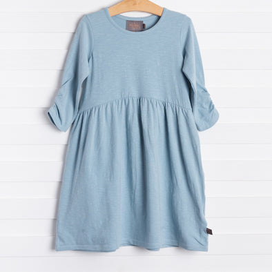 Juliana Dress, Blue