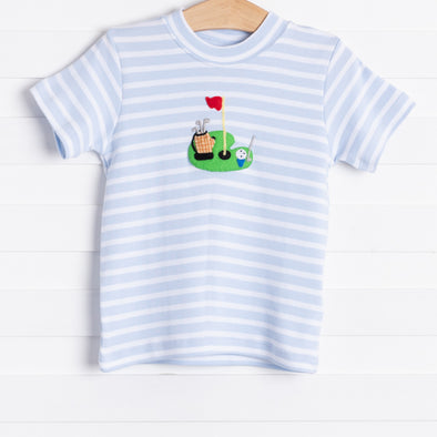 Squiggles Golf Green T-Shirt