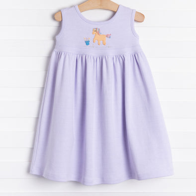 Squiggles Pony Dress