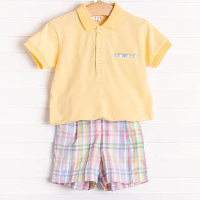 Dondolo Toby Shorts Set