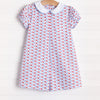 Anvy Kids Maggie Dress, Whale