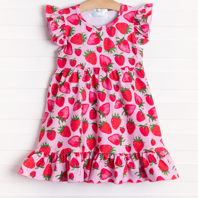 Strawberry Sweetness Dress