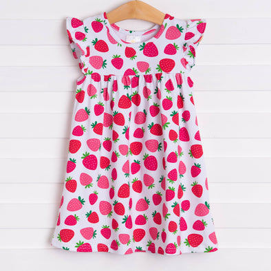 Maizy Strawberry Dress
