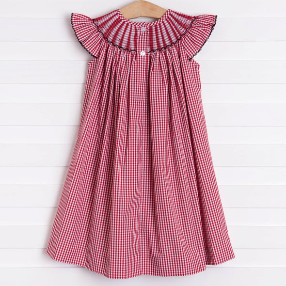 Miss Mouse Smocked Dress