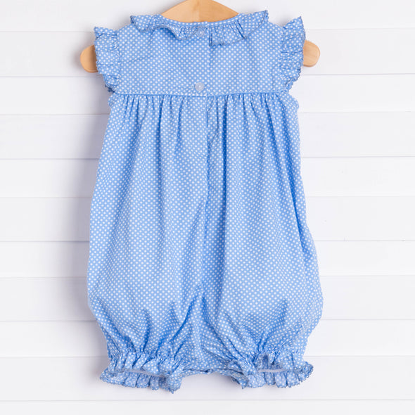 Enchanted Princess Smocked Romper