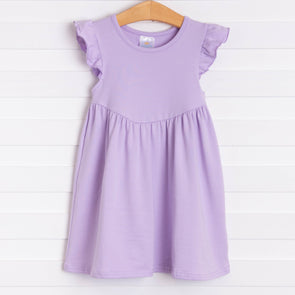 Olivia Dress, Lavender