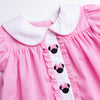 Little Miss Mouse Ears Embroidered Dress