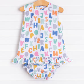 Alphabet Bloomer Set