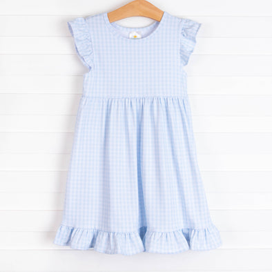 Blue Skies Dress, Blue