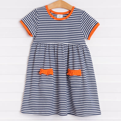Auburn Popover Dress