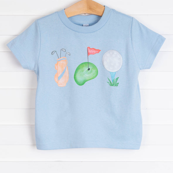 Tee Time Graphic Tee
