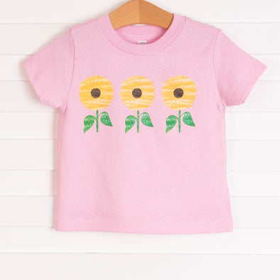 Sunkissed Sunflowers Graphic Tee