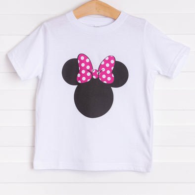Miss Mouse Graphic Tee