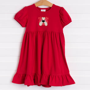 Georgia Applique Dress