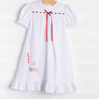 Lullaby Set Morning Gown To Santa