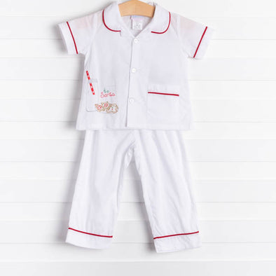 Lullaby Set Boy To Santa Loungewear