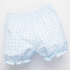 Harrison Mallard Romper, Light Blue