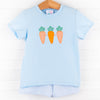 Fabulous Fox Applique Shirt, Pink Stripe