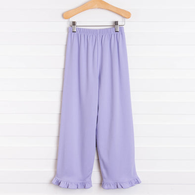 Annie Ruffle Pant, Solid (7 Colors)